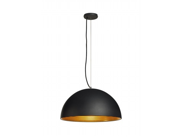LED Hanglamp | FORCHINIM PD-1 50cm zwart/ goud | 10W LED