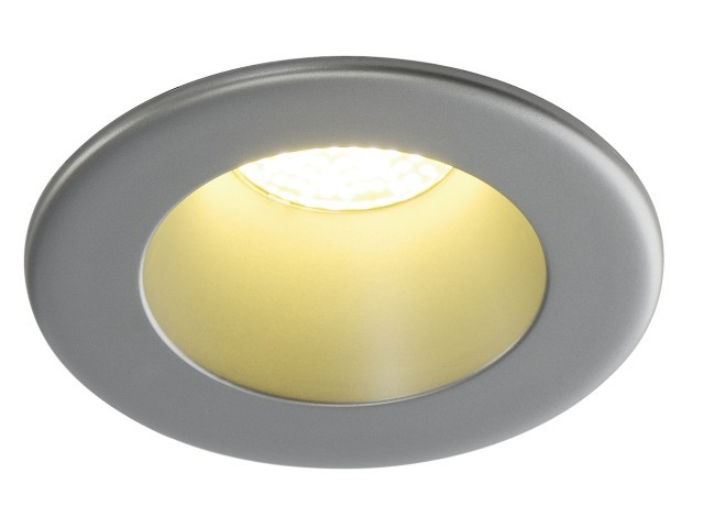 LED inbouwspot | 3 LED | Rond | 9W | Warm Wit | 700mA | LW31