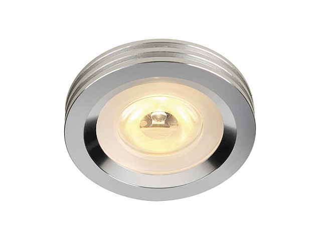 LED inbouwspot | 1 LED | Rond | 3W | Warm Wit | 700mA | LW29