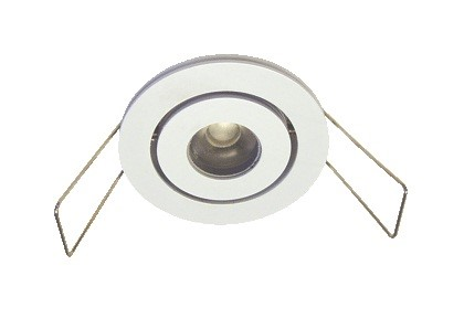 LED Spot | 700mA | 2.5W | VV 15W | Warm Wit | Lumoluce Luxor | Wit