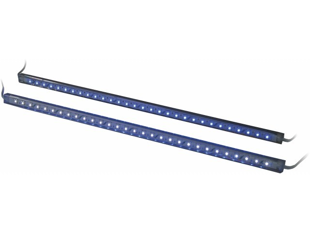 One Color LED strip | 12V | 2,4W | 30 LEDs | blauw | waterdicht | 0,5 M