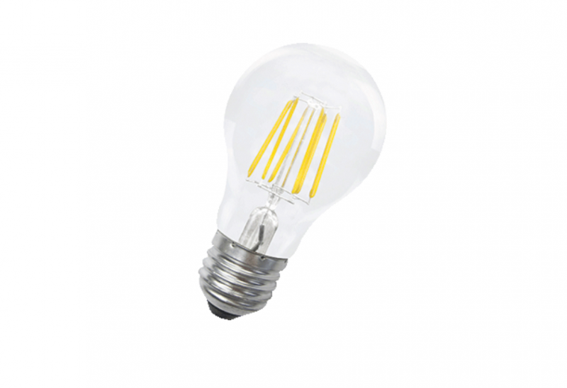 LED Peer | 230V | 8,5W | 850Lm | VV 100W | Warm Wit | E27