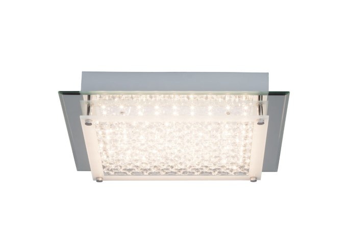 Brilliant Plafonniere / wandlamp | 17W | 335 x 335mm | LED LARINA