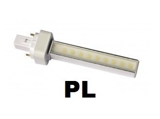 LED Lamp PL G23 /G24
