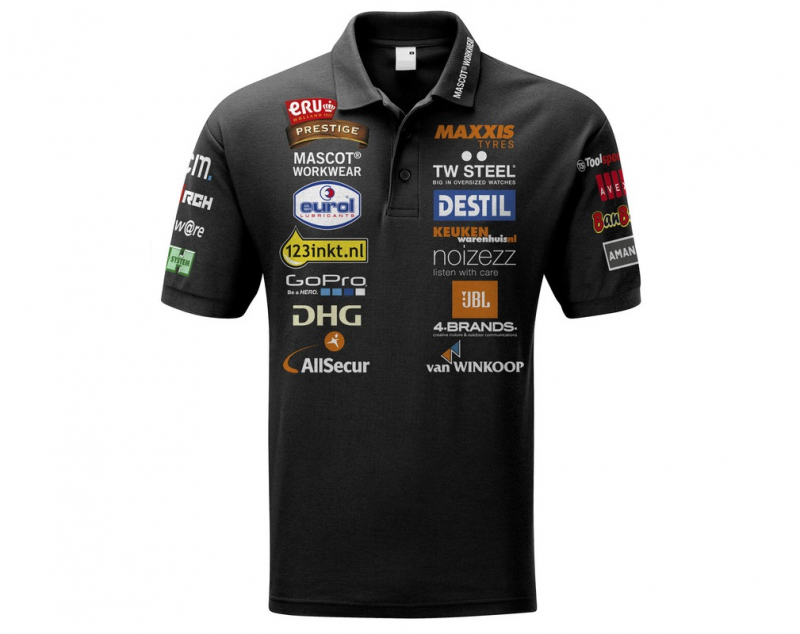 Maxxis Dakar Team Polo 2016 | L