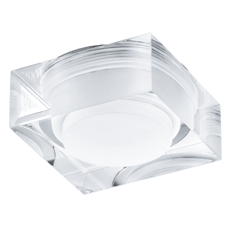 Eglo inbouwframe | GU10 | 5W LED | 400Lm | Warm Wit
