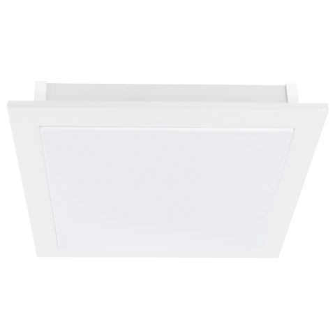 Eglo Plafonniere / wandlamp | 18W | 385 x 385mm | LED AURIGA | Warm Wit