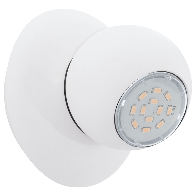 Eglo Spot / wandlamp | 1 x 5W | 100mm | LED NORBELLO | Wit