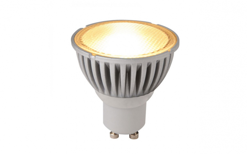 LED Spot (Megaman) | 230V | 5,8W | VV 50W | Dim to Warm Wit | GU10 | Alu
