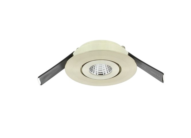 Lumiko | LED inbouwspot | 1 LED spots | 300Lm | Extra Warm wit | De Siena