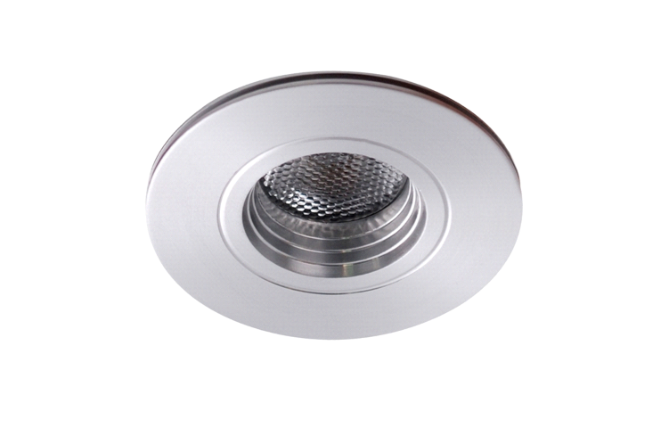 LED inbouwspot | 1 LED | Rond | 3W | 700mA | Warm Wit | WLDA111C01PEWWW700