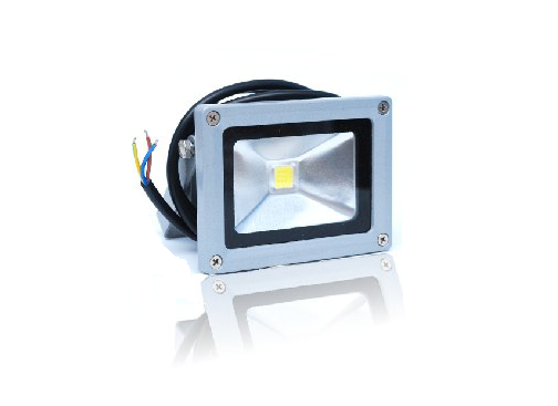 LED Gevellamp | 230V | 10W | 800Lm | Warm Wit | Type 1