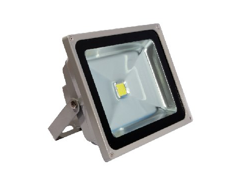 LED Gevellamp | 230V | 50W | 4000Lm | Wit