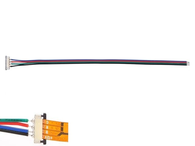 RGB LED strip connector | 5050