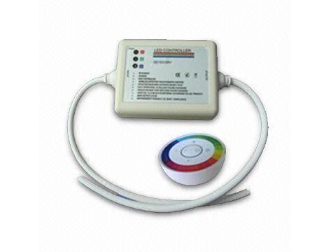 APPLE Control | RGB LED Controller | 3 x 48 Watt | 12-24 Volt | + Afstandbediening