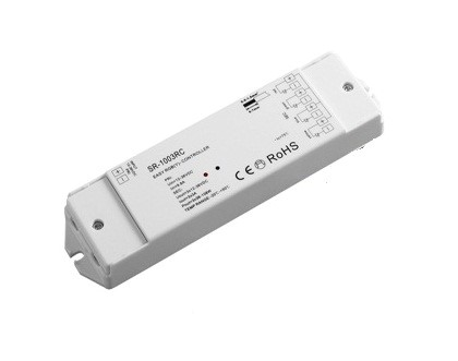 RGBw@re | RGBW LED Controller | 4 x 700mA | 12-24V | Zonder afstandbediening