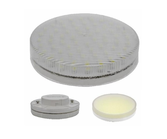 LED module GX53 | 230V | 4W | VV 9 -11W | Warm Wit |