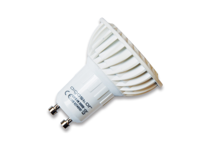 BudgetLine | LED Spot | 230V | 8W | 410Lm | VV 50W | Warm Wit | GU10