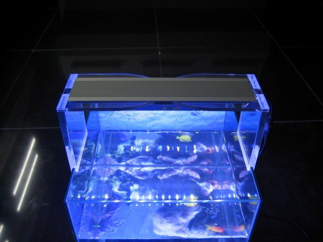 LED Aquarium Lamp | 12W | 283x69x9mmcm | VV 48W | Wit -