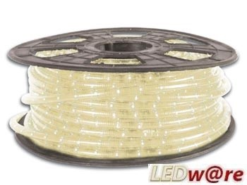 LED Lichtslang | Per 100M | Wit