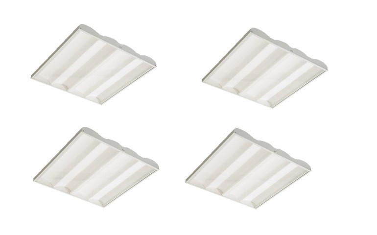 Interlight | LED TL | 230V | 40W | VV 60x60 TL armatuur | Daglicht Wit | Wave | 4