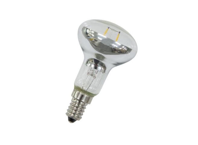 LED Reflectorlamp R50 | 230V | 2W | VV 20-30W | Warm Wit | E14 | 240Lm