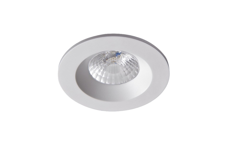 Robus | RC8WDLDWW-01 | LED inbouwspot | 1 LED spots | 575Lm | 8W | Wit