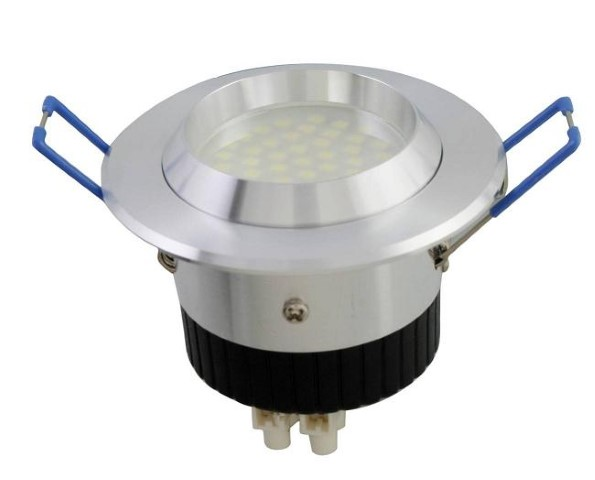 LED inbouwspot | 48 LED | Rond | 3W | 220V | Warm Wit | LW0127HWW220V