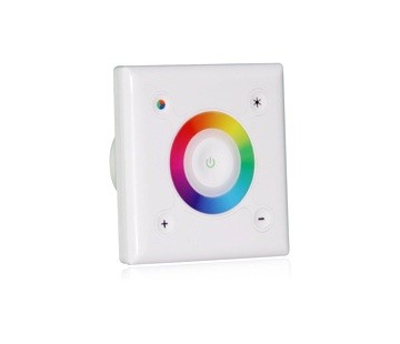 APPLE Wall | RGB LED Controller | 3 x 48W | 12-24V | Wallpanel