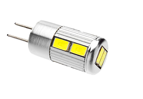 LED steeklampje | 12V | 3W | VV 15-20W | Warm Wit | G4 | 200Lm
