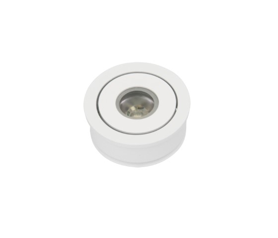 LED Spot Wit | 700mA | 2.5W | VV 15W | Warm Wit | Lumoluce Luzern | Wit