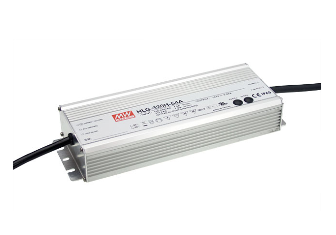 Meanwell | LED voeding | 220V | 24V | 320W | Waterdi