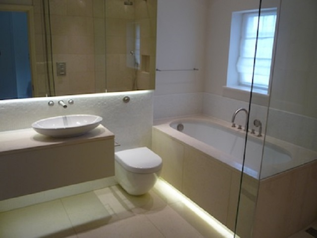 LED Lighting Bathroom