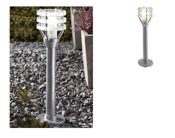 LED Tuinlamp | 12V | Rond | 1W | Wit | VITEX