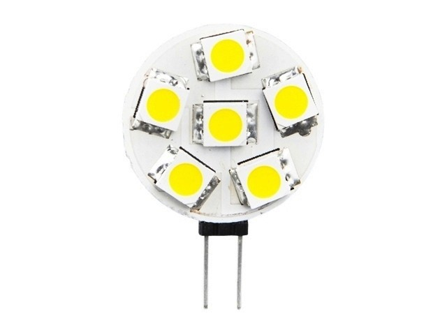 LED steeklampje | 12V | 1,2W | VV 10-15W | Warm Wit | G4 |