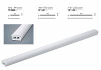 LED Strip | Plat | Type VIGO | 60cm | Warm Wit | 10W | 24V
