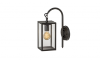 Garden Lights - Wall light Columba (2200K | 4W | 280lm | 12V | 450x220mm)