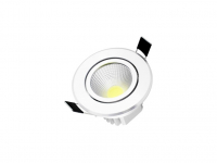 BudgetLine | LED inbouwspot | 1 LED spots | 414Lm | Doe Het Zelf LED Kit | Warm Wit | Ron