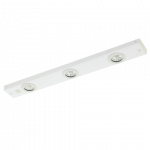 EGLO | LED Armatuur | KOB | 3 x 2,3W | Warm Wit | 600mm | Wit
