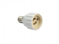LED GU10 verloop naar E14