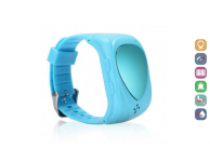 Kids Smartwatch | GPS Tracking | GWJM09BLUE | Blauw