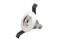 Interlight | Camita | LED inbouwspot | 1 LED spots | 380Lm |