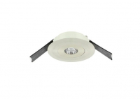 Lumiko | LED inbouwspot | 1 LED spots | 310Lm | Warm wit | De Siena Fixed