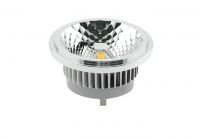 LED Spot (PowerLED) | 15W | VV 75W | Warm Wit | AR111 |