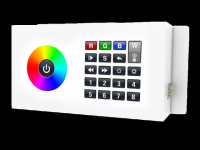 LED Controller | DMXw@re Touch Panel, wall mount | DMX | RGBW |
