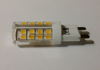 LED steeklampje | 220V | 24 SMD LED | 4W | VV 35W | Warm W