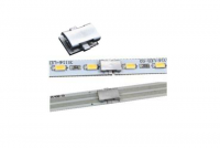 LED Vitrine Spot | Type Mini Track Mini Track connector