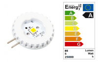 LED steeklampje | 12V | 1,5W | VV 10W | Warm Wit | G4 | 85Lm
