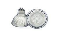 LED Spot (CREE) | 12V | 5W | VV 40W | Warm Wit | MR16