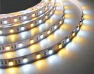 SMD LEDstrip | 24V | 14,4W | 60 RGB + Warm Wit LEDs in één LED | 1M